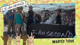 I Am Second on Warped - The Team