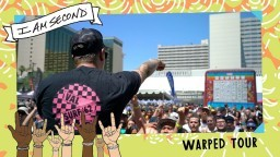I Am Second on Warped - Join us!