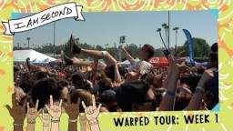 I Am Second on Warped - First Day Recap