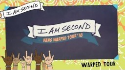 I Am Second on Warped - Follow us!
