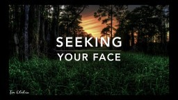 Seeking Your Face - Deep Prayer Music | Meditation Music | Soaking Worship Music | Alone With HIM