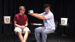 Funny Church Skits: Between Two Buckets Interview with Jacob