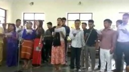 North East India Choir: Traditional Christian Song
