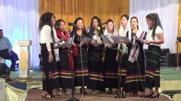 """We are Soldiers of the King"" Gospel Song by Northeast Girls"
