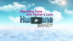 Hurricane Sandy World Mission Society Church of God