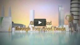World Mission Society Church of God glorifying God through Good Deeds