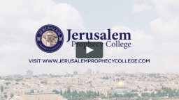 Jerusalem Prophecy College Promo Endtime Ministries with Irvin Baxter
