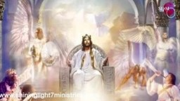 ALL AUTHORITY AND POWER BELONG TO JESUS CHRIST