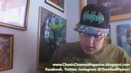 Classic Cinema Magazine Unboxing #23