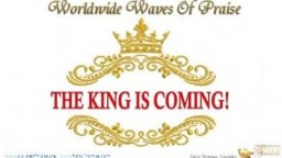 Join In!  10th Annual Worldwide Waves Of Praise on Christmas Day