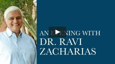An Evening with Ravi Zacharias