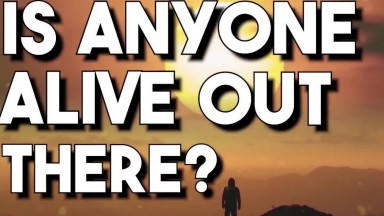 Is Anyone Alive Out There (Christian Rap with Lyrics)