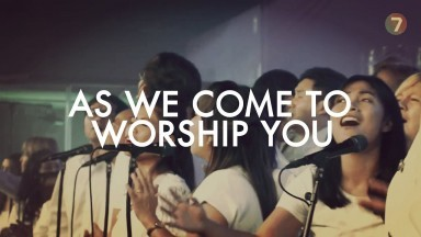 House of Heroes Worship // GMF Netherlands & Myanmar Choir: As We come to Worship you