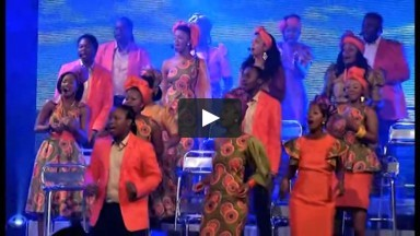 Gospel worship song in South Africa by Joyous Celebration.
