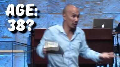 Francis Chan's Best Sermon