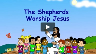 "Primary Year A Quarter 4 Episode 12: ""The Shepherds Worship Jesus"""