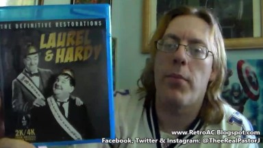 First Look At the Laurel and Hardy Blu-ray