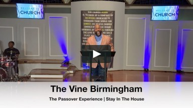 The Passover Experience | Stay in the House | George Whitlock III | 04.12.20