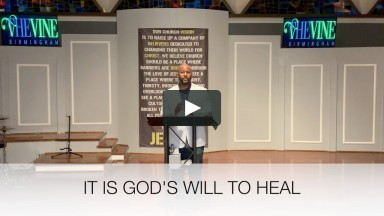 In Good Health (Prophetic Perspective-COVID-19) | George Whitlock III | 03.22.20