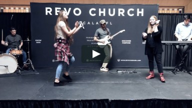 The God I Never Knew | REVO CHURCH