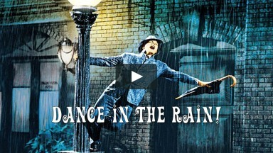 Dance in the Rain! Worship Service From Sunday, August 16, 2020