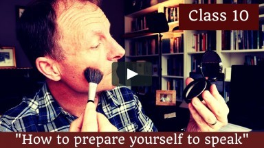 """How to prepare yourself to speak"", Tuesday Teaching Tips: Episode 213"
