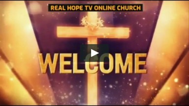 Real Hope TV (Online Church Sun 300820
