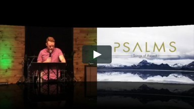 Psalms: Songs Of Ascent - Psalm 132