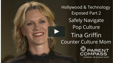 "Pt 2 ""Safely Navigate Pop Culture"" Ep 56 Tina Griffin Counter Culture Mom"