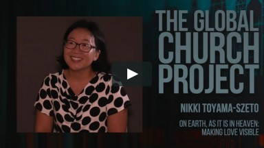 Nikki Toyama-Szeto | On earth, as it is in heaven: Making love visible (Full version)