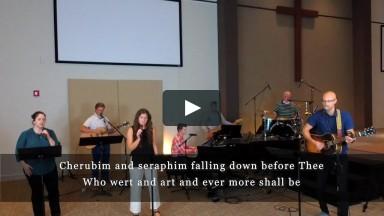 Trinity Worship Service 09.06.20