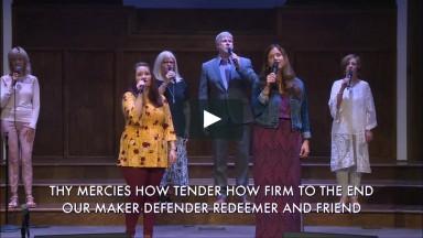 Sunday Worship ~ September 6, 2020