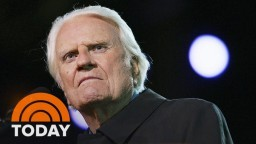 Evangelist Preacher Billy Graham Has Died At Age 99 | TODAY