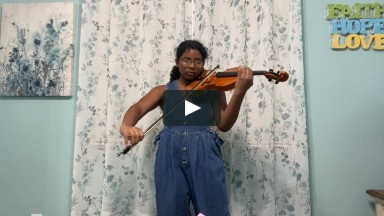 Nyanza Williams Cover: Endless Alleluia—Cory Asbury