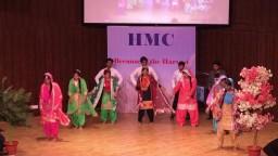 Punjabi christian dance and song