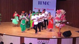 Chatisgarh christian cultural song and dance