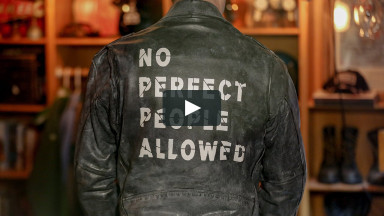 No Perfect People Allowed - Part 1 (Josh Roberts)