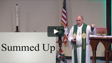 Risen Savior Lutheran Church - Wichita, KS - Sunday Morning Worship Live-Stream