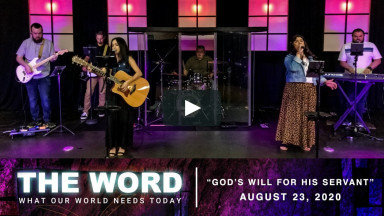 8.23.20 | God's Will For His Servant | CCC Calexico