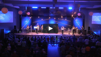 CMCC Worship (Folk/Bluegrass set): Holy Spirit/Oceans
