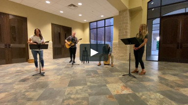 An Acoustic Worship Session