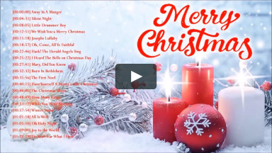 Christian Christmas Songs - Best Gospel Christmas Songs - Praise and Worship Christmas Songs