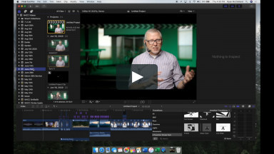FCPX Traning