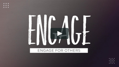 Online Church September 27, 2020 Engage for Others with Justice and Mercy