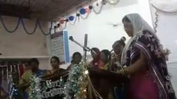 New Year Special Telugu christian Song by CSI Holy trinity church Women's Fellowship