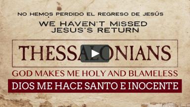 You Havent Missed Jesus Return (No hemos perdido el regresso de Jesus)