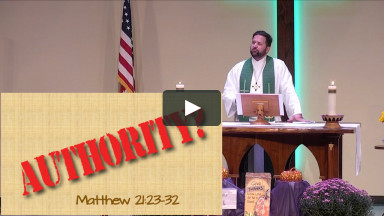 September 27, 2020 - Risen Savior Lutheran Church - Wichita, KS - Sunday Morning Worship Live-Stream