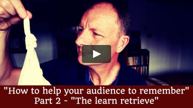 """How to help your audience remember"" Part 2 , Tuesday Teaching Tips: Episode 216"
