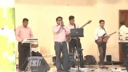 Malayalam - Hindi Worship Song - Agape Sharjah Conference 2012
