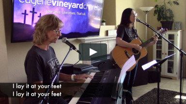 Eugene Vineyard Church Virtual Sunday Gathering, October 4, 2020